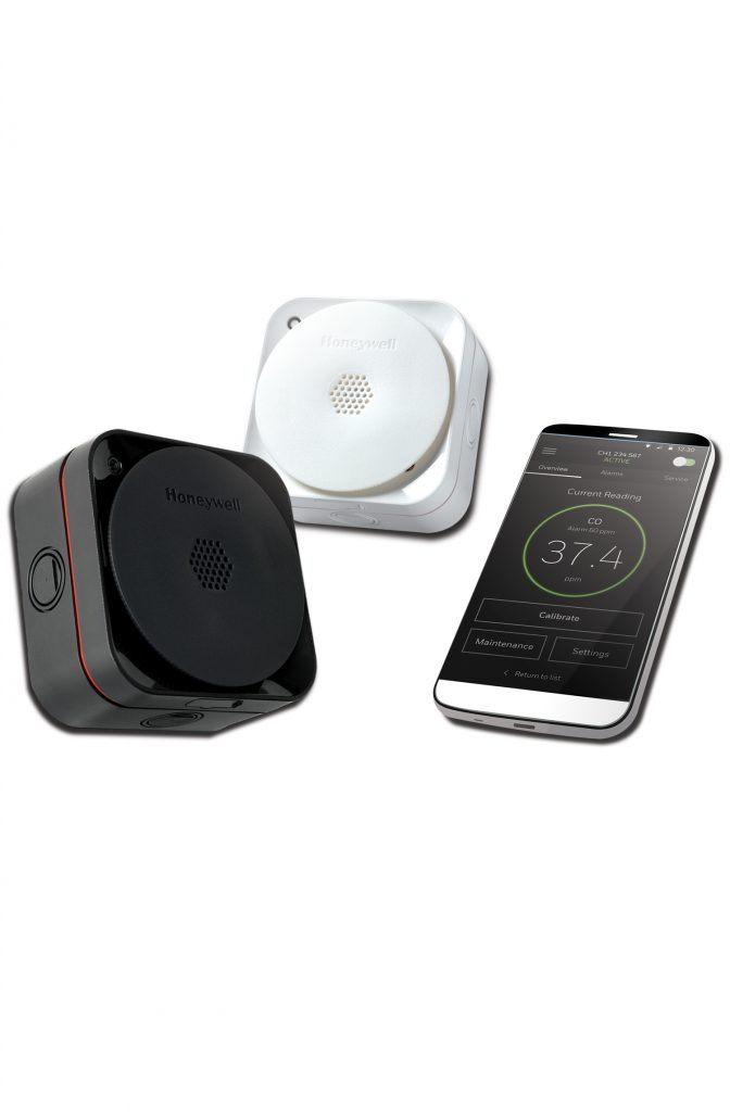 Sensepoint-XCL-Honeywell-détecteur-gaz